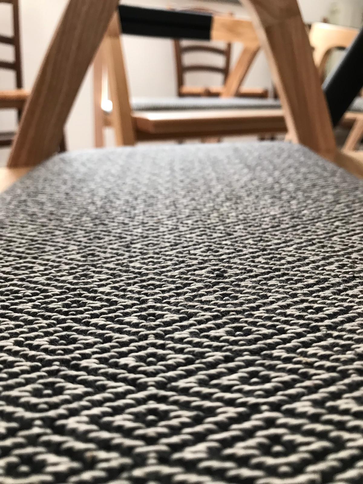 Dettaglio tessuto sedie