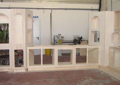 Realizzazione struttura cucina su misura