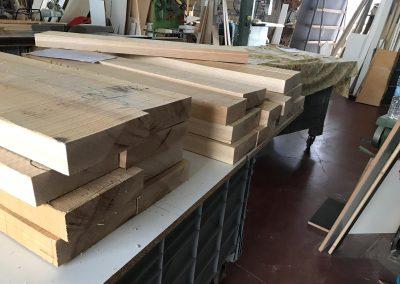 Lavorazioni generiche legno
