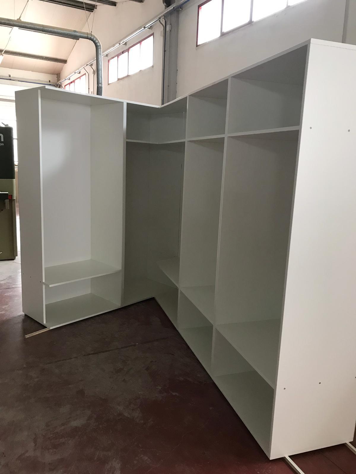 Realizzazione cabina armadio su misura